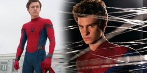 tom holland andrew garfield spider-man