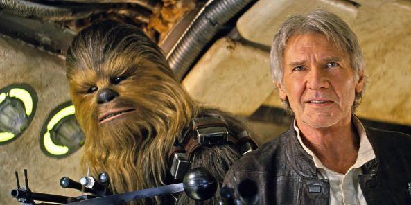 Chewie wer'e home