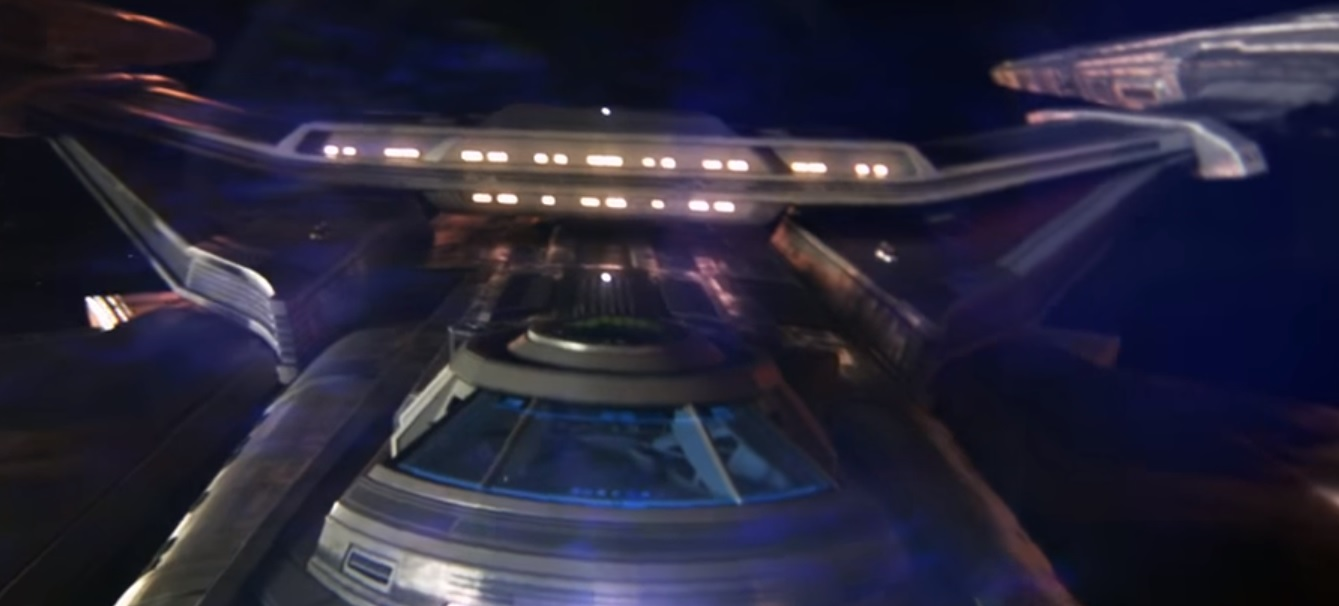 From The Bits And Pieces Revealed Discovery Ship Itself Looks Much Better Than In That Cheap Looking Teaser Released Last Year