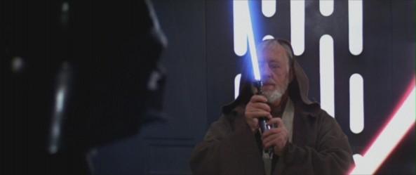 Kenobi's sacrifice