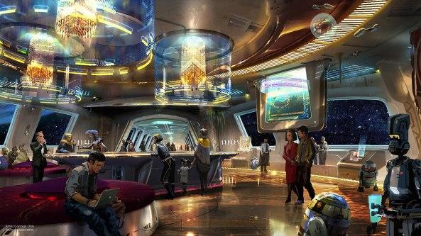 star wars lobby