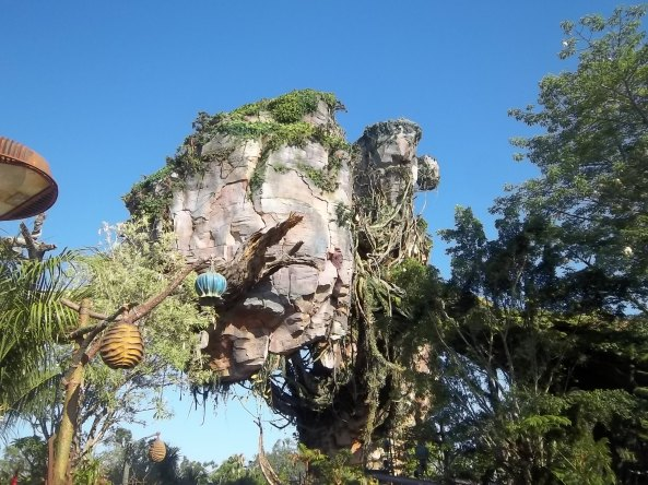 Hallelujah Mountains Pandora world of avatar