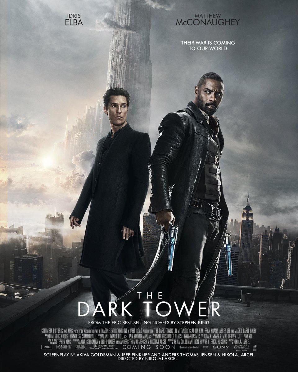 The Dark Tower Film Adaptation Aims With Its Hand ...