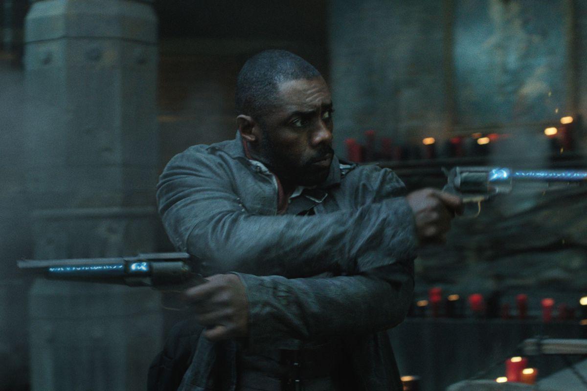Idris Elba as Roland