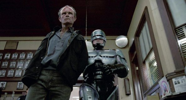 Robocop and Boddicker