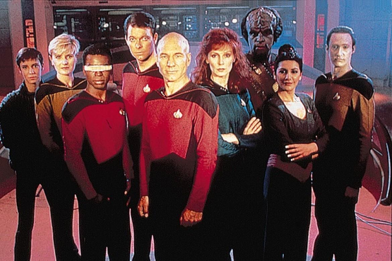Star Trek Next Generation Bs