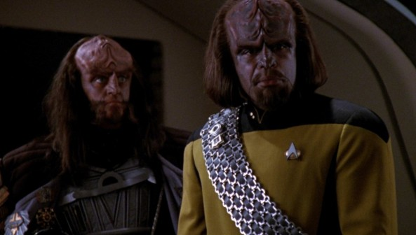 classic klingons