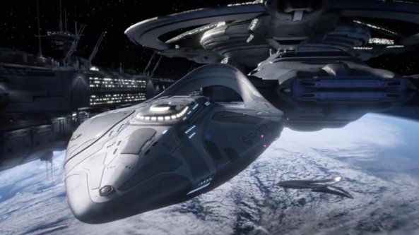 orville ship