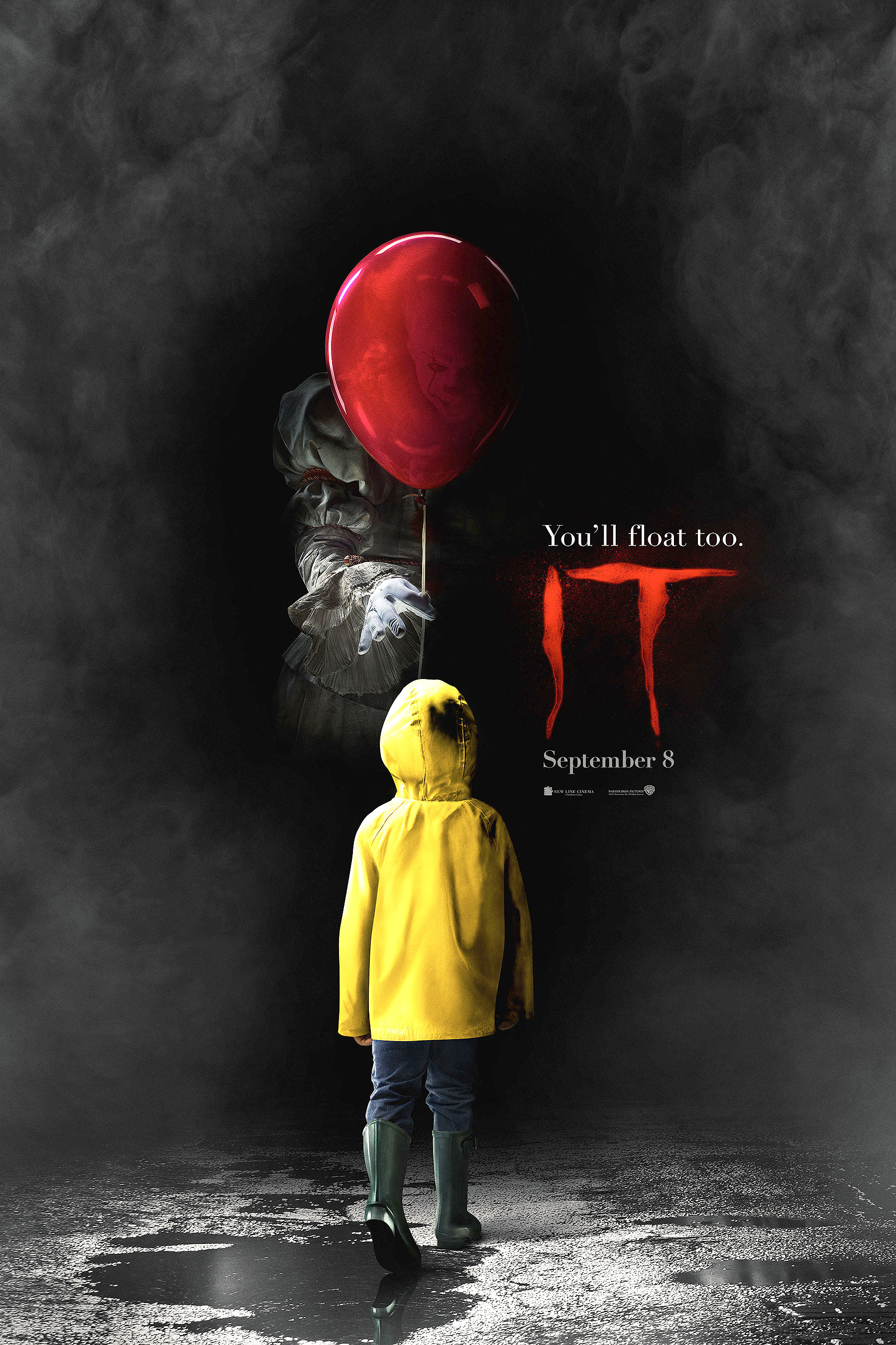 Resultado de imagem para It 2017 posters