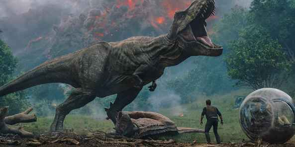 Jurassic-World-Fallen-Kingdom-Volcano-and-T-Rex