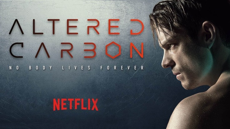 Image result for Altered Carbon tv series