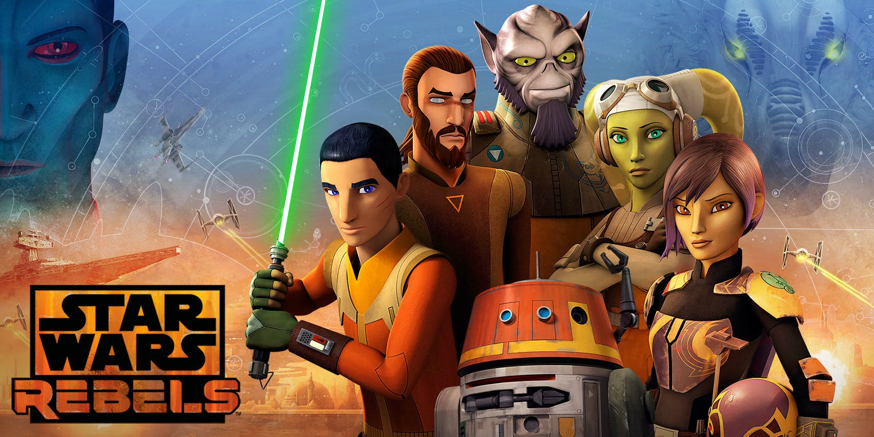 Star Wars Rebels Starloggers