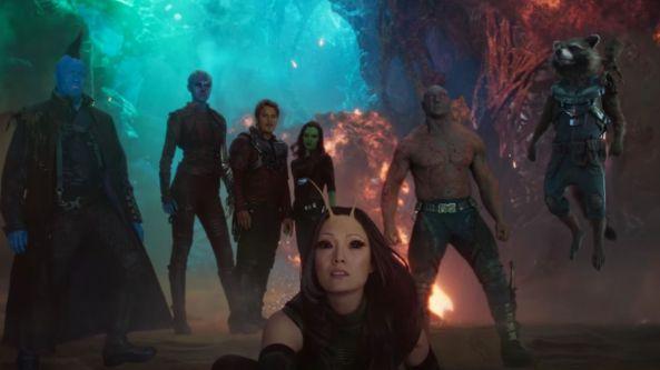 full Guardians team
