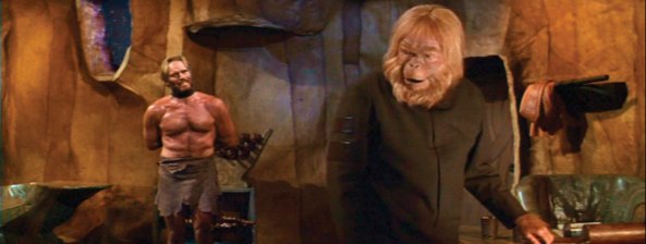 taylor and dr zaius