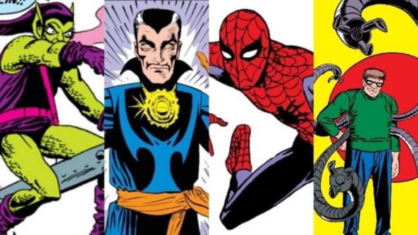 Au77 Doctor Strange Hero Illustration Art: Spider-Man Co-Creator Steve Ditko (1927- 2018)