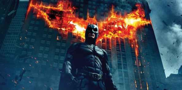 The-Dark-Knight-Standing-Before-a-Burning-Gotham