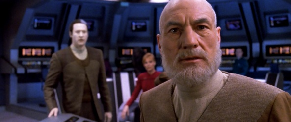 old man picard