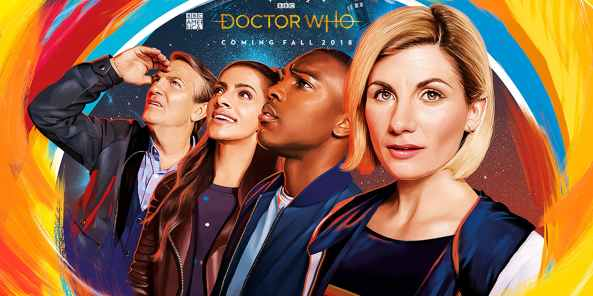 Dr Who S11 poster
