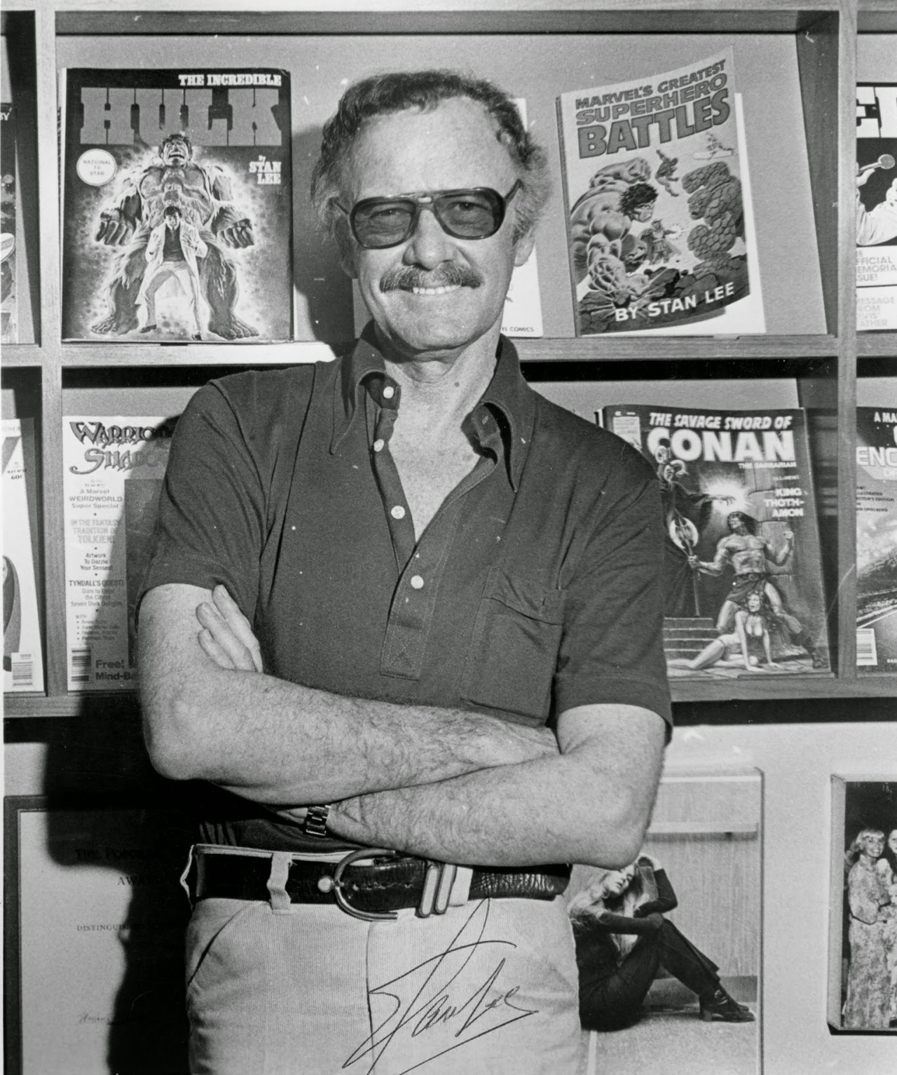 Image result for stan lee 1970