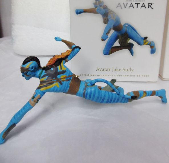 avatar ornament