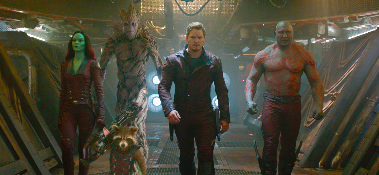 MFing Guardians of the Galaxy