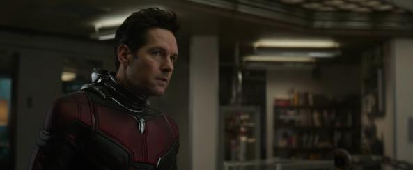 ant-man in Avengers Endgame