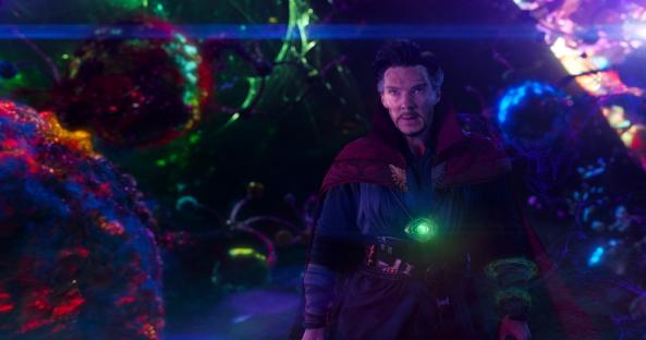 Doctor Strange time bargainer