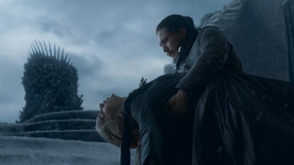 jon kills daenerys