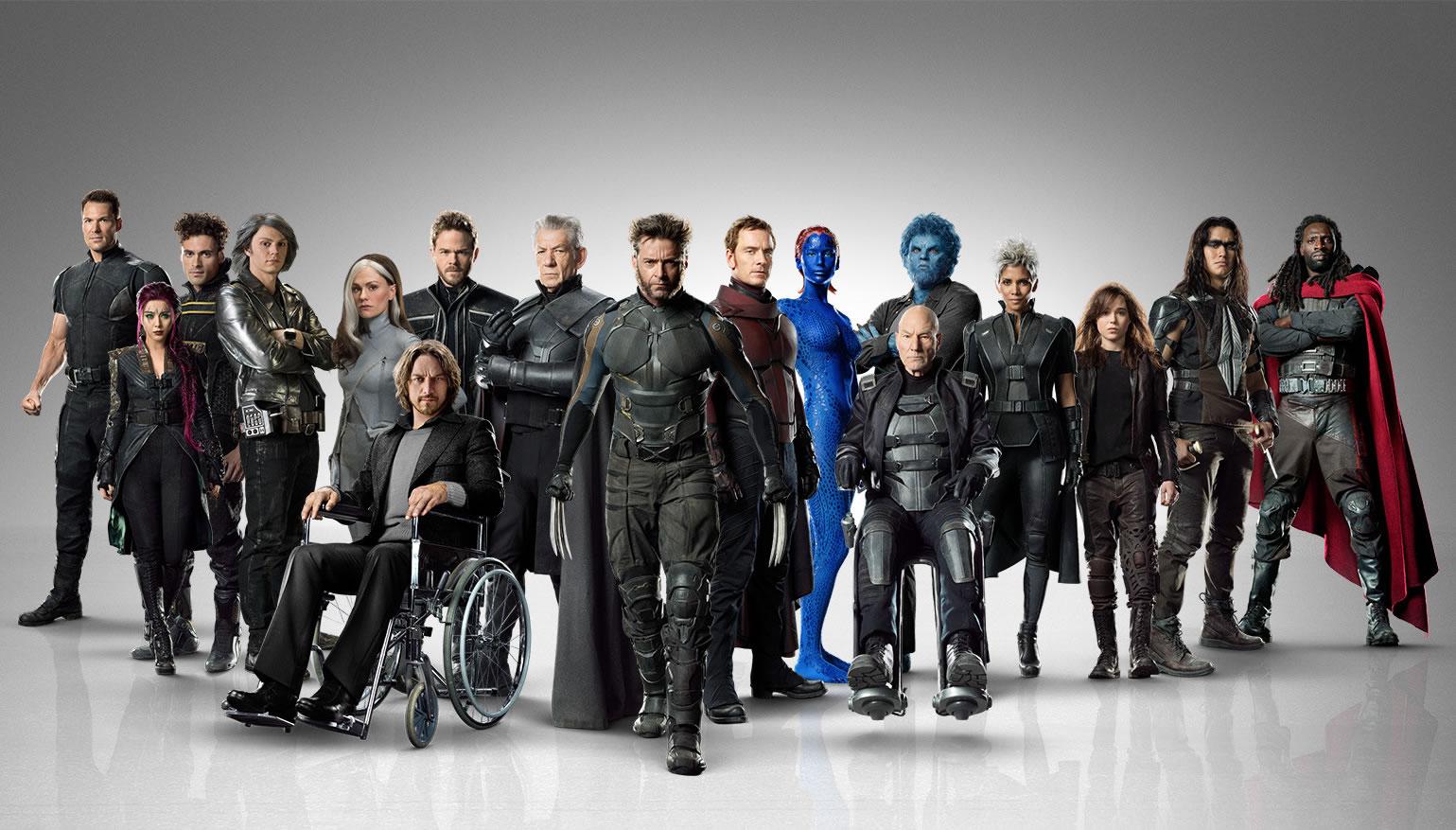 All X-Men