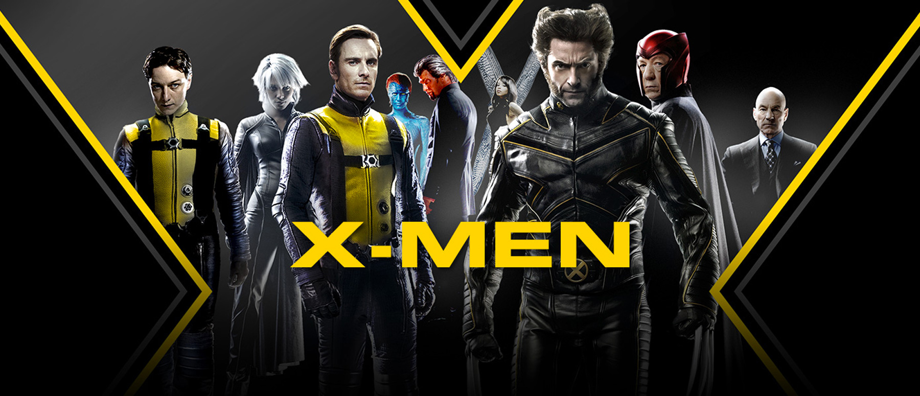 fox x-men poster