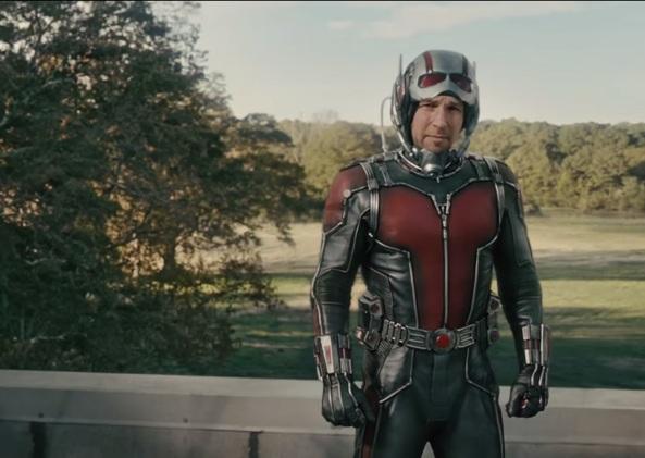 ant man visit Avengers HQ