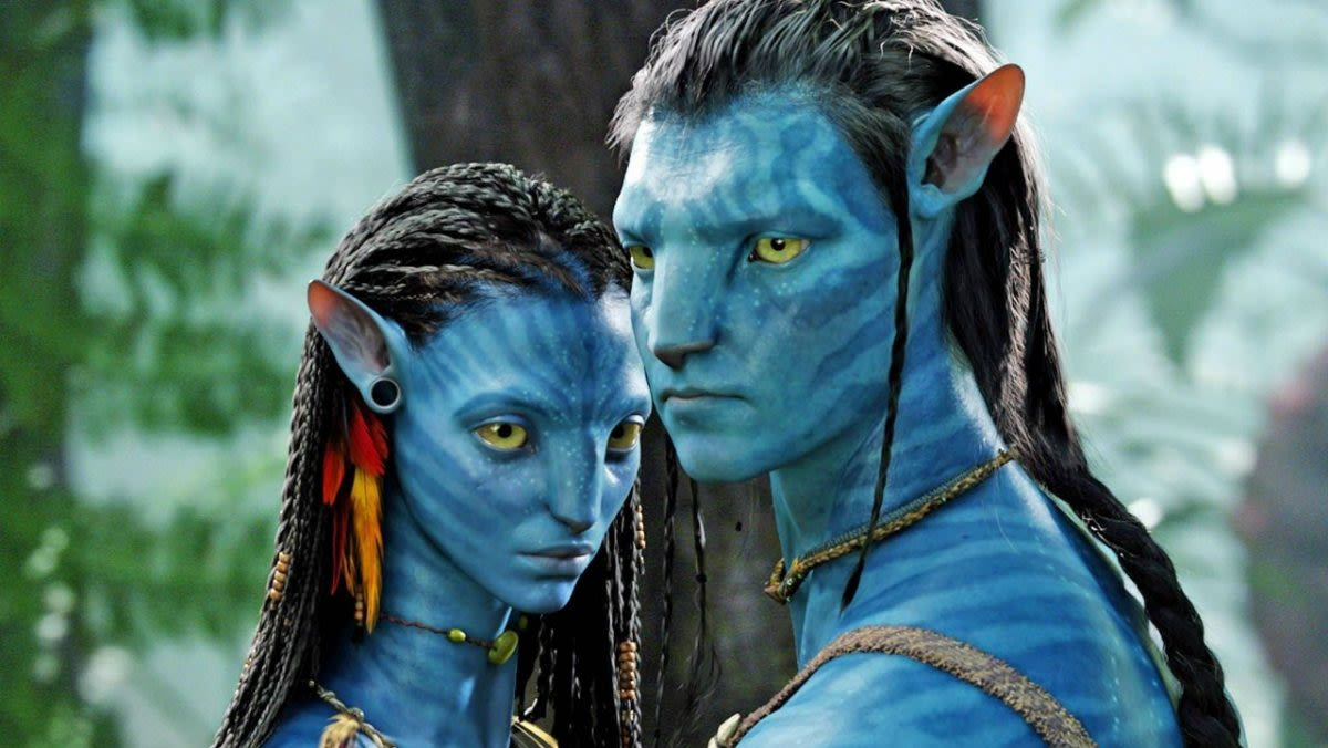 Avatar Sully and Natiri