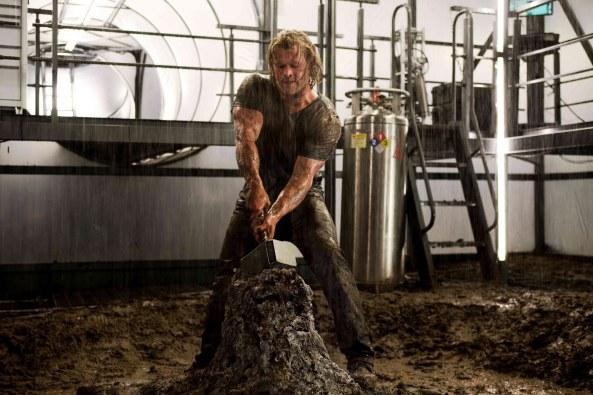 Thor not worthy