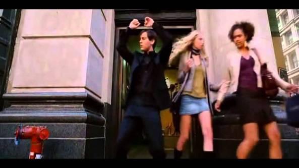 dancing emo peter parker
