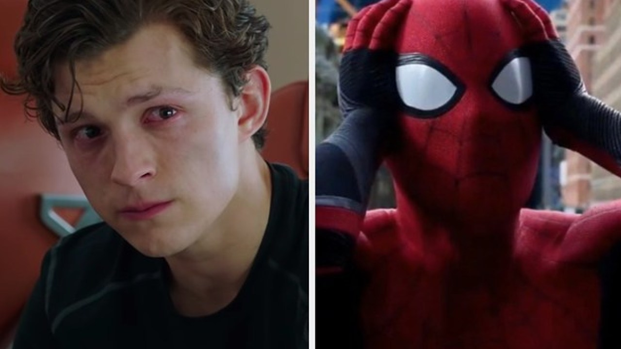 Spidey out of MCU