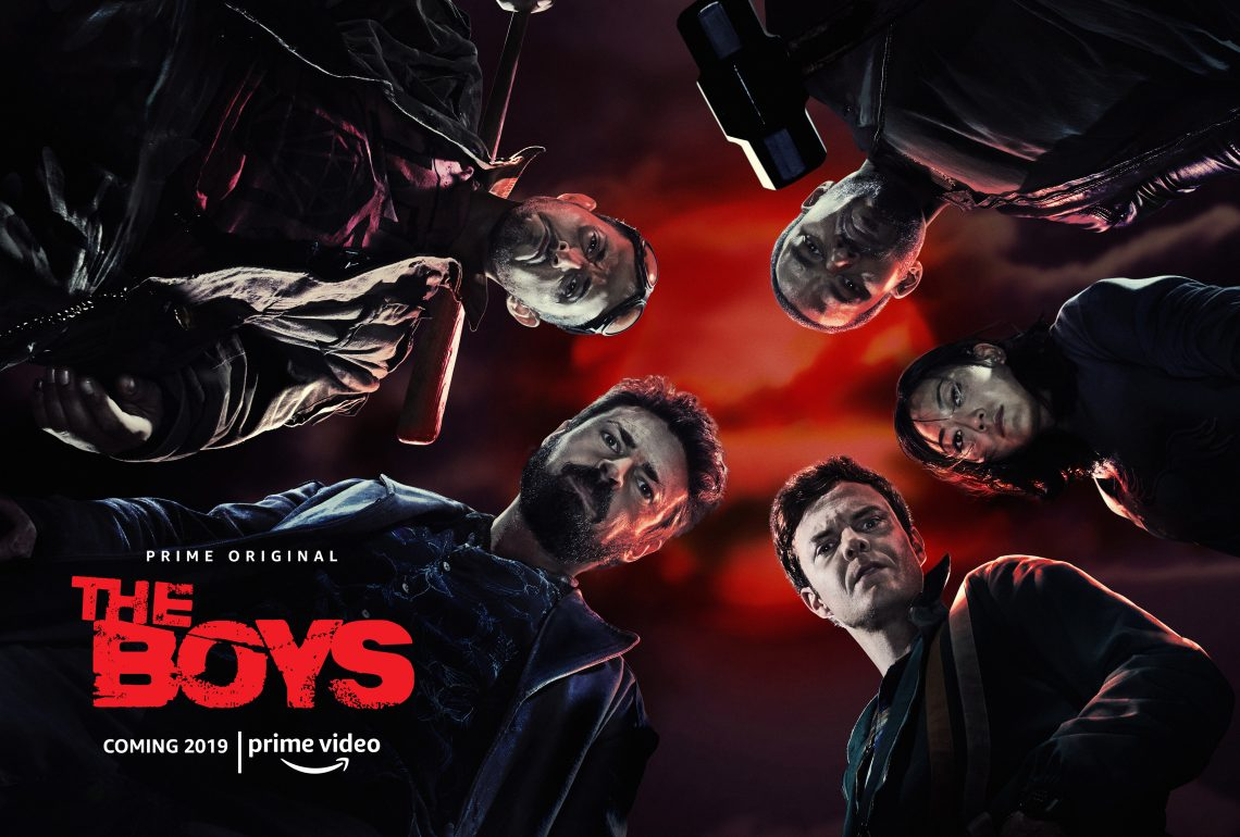The Boys poster