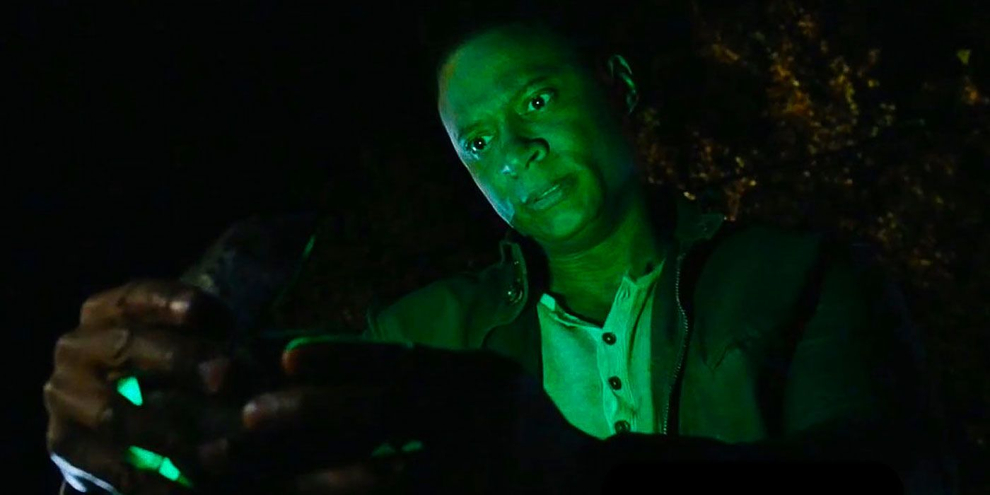 Diggle finds green lantern ring