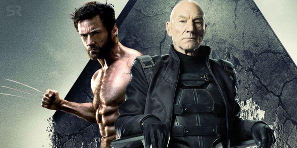 X-Men-Wolverine-and-Professor-Xavier