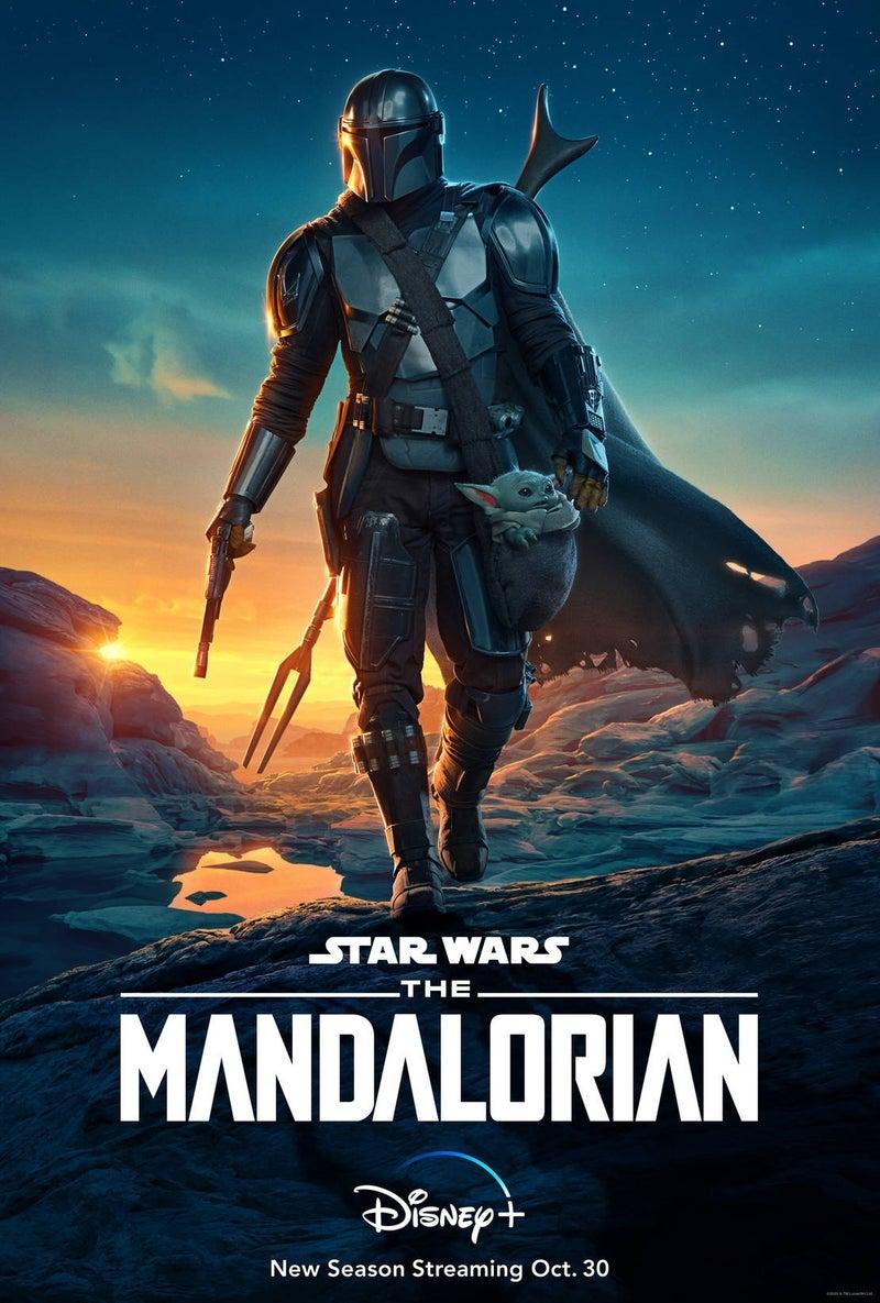 mandaolorian s2 poster