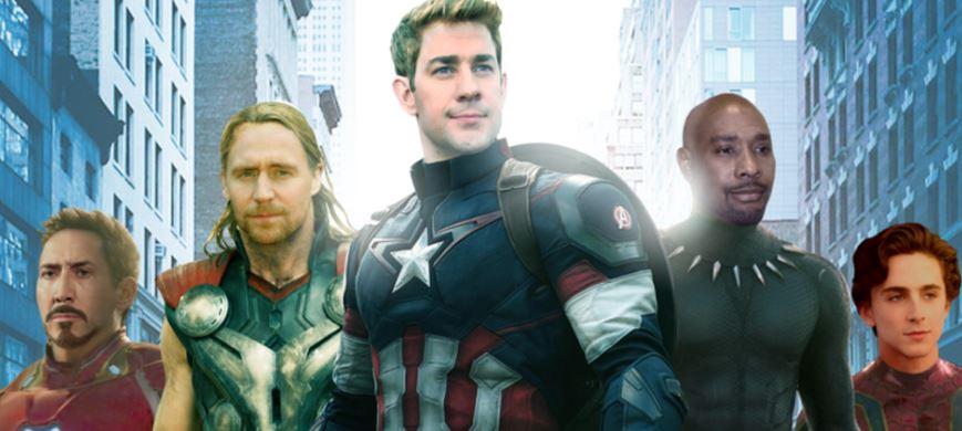 alternate MCU Avengers